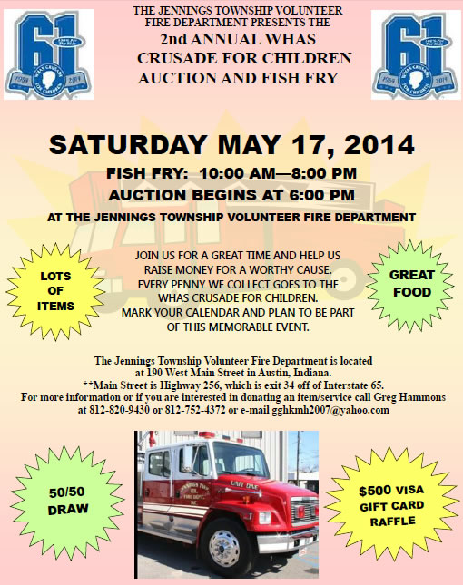 jennings twp fish fry
