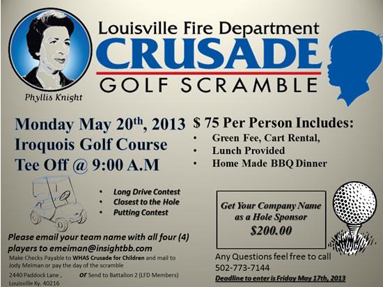 lfd golf 2013 final