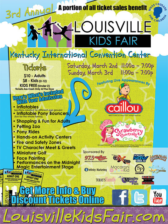 louisville kids fair 2013