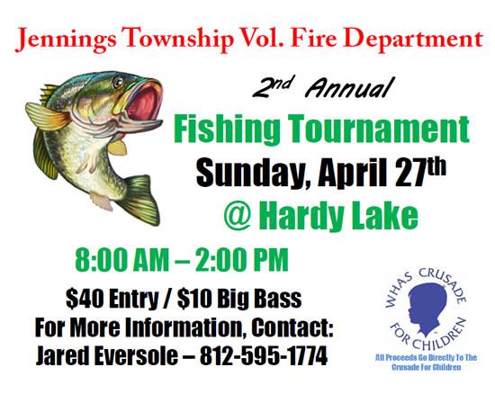 jennings twp fishing tourney