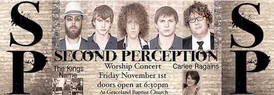 second percep concert
