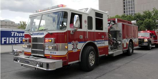 zoneton fire 2013 2