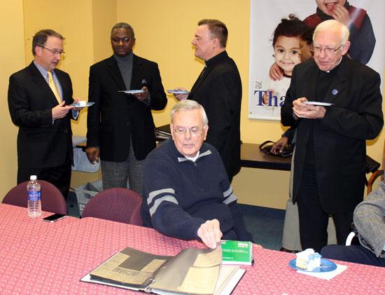 Rev. Brown retires12
