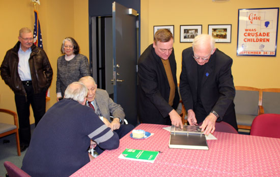 Rev. Brown retires21