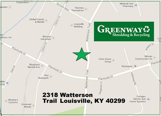 greenway map