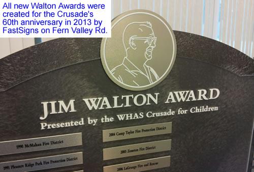 walton awards 2013 cu
