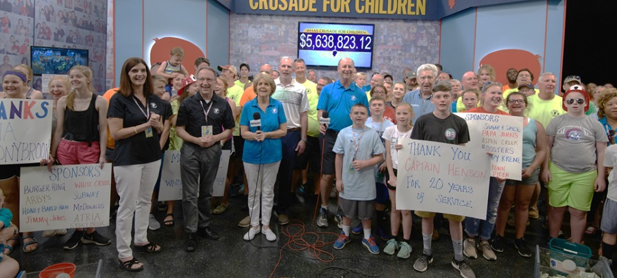 Swope Family Foundation Donation Pushes Total To 5 675 000 Whas Crusade For Children